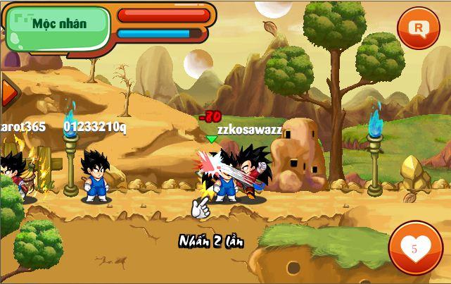 Tai game ngoc rong online cho dien thoai