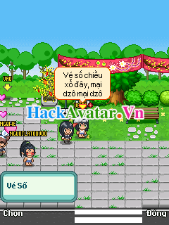 hack vé số avatar